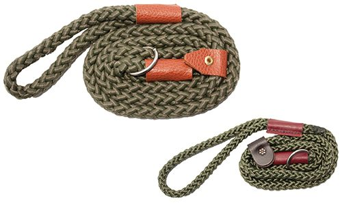 Dog Rope Slip Lead Standard and Heavy Duty