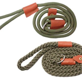 Bisley Dog Rope Slip Leads