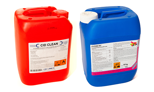 Disinfectants, Cleaners & Water Sanitisers