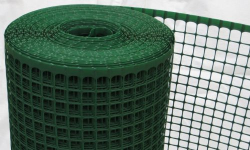 Square Mesh Netting