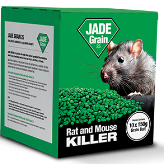 Jade Grain 150g Sachet Pouches