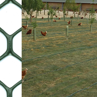 Poultry Ground Reinforcement Mesh – 1 mtr x 50 mtrs