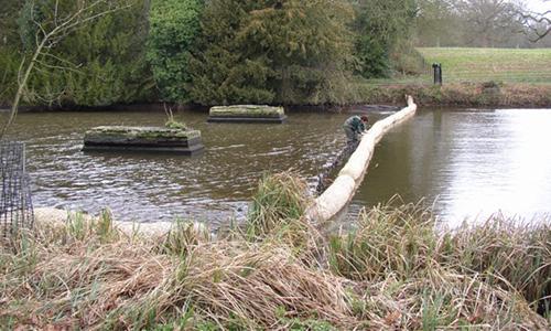 Barley Straw Algae Tube Netting