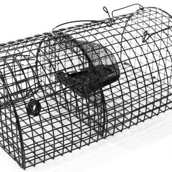 Monarch Type Live Catch Rat Trap