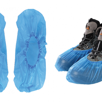 Disposable Shoe Covers – Pack of 100