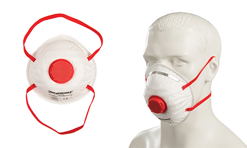 Moulded Valved Face Masks