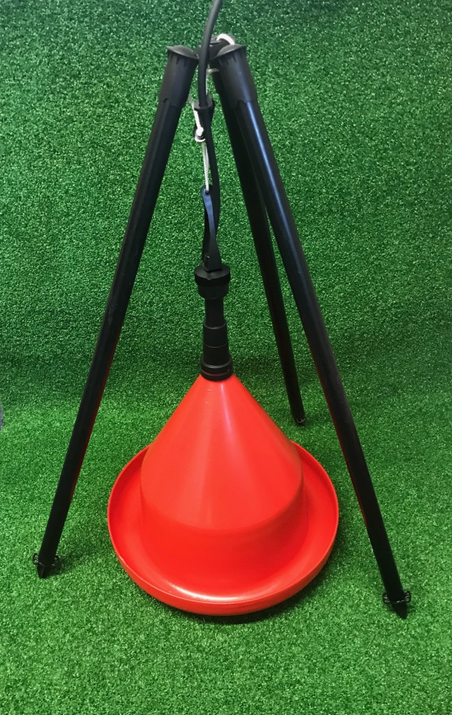 Tripod Stand for drinkers and feeders