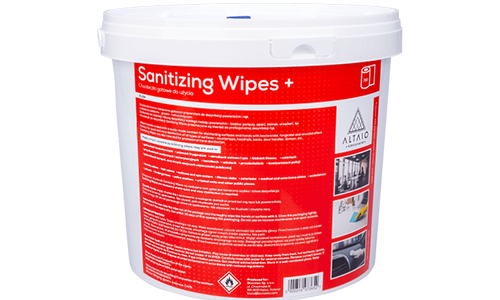ALTAIO Disinfectant Wipes - 700 pcs per tub