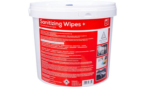 ALTAIO Disinfectant Wipes - 700 pcs per tub