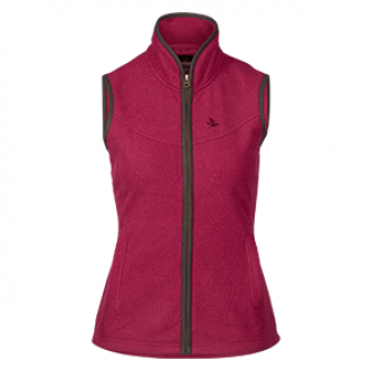 Woodock Womens Fleece Waistcoat