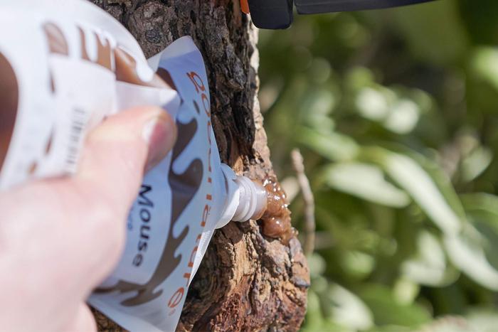 Goodnature Lure Pouch 200ml - Hazelnut, Chocolate or Cinnamon