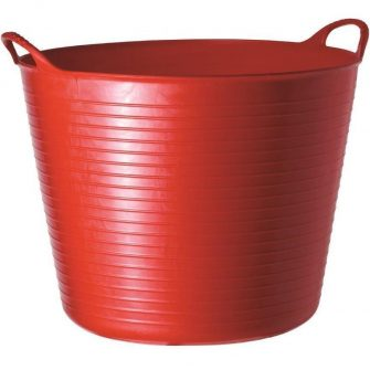 Gorilla Tubs / Trugs red