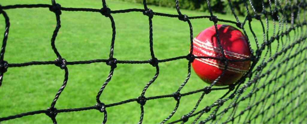 Heavy duty cricket netting