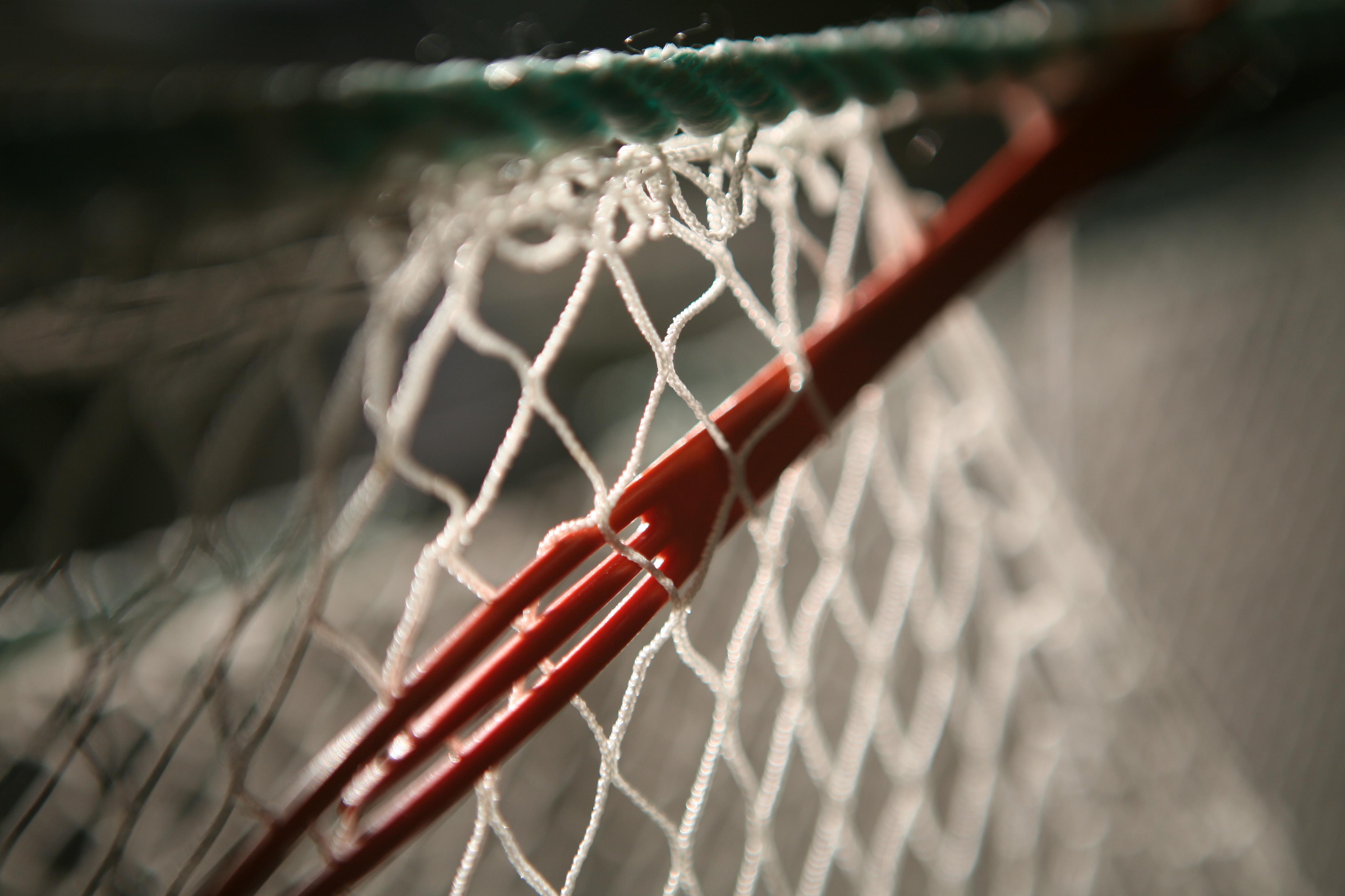 Seine Nets. Hand made netting.