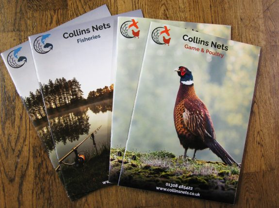 Collins Nets catalogues