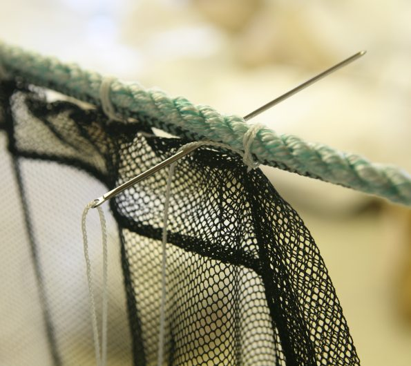 Netting for Game Rearing, Fish Farms & Sports