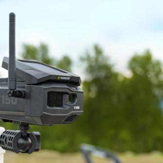 Vosker V150 Lte Solar Cellular Camera